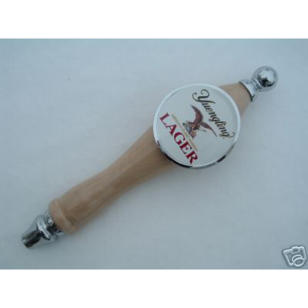 Yuengling Lager beer tap handle