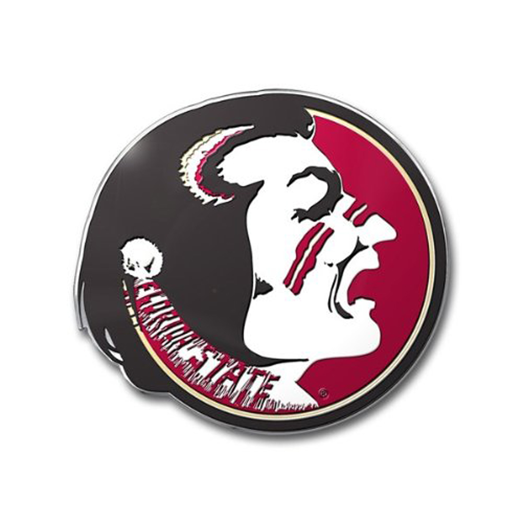 Florida State Seminoles Emblem for Beer Tap Handle