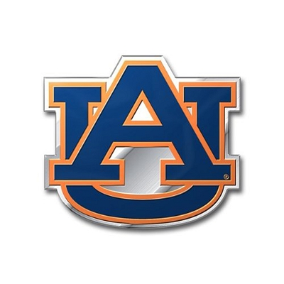 Auburn Emblem for Beer Tap Handle
