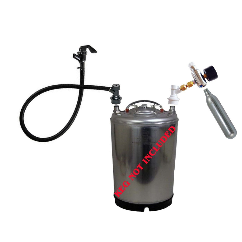 Cornelius Keg CO2 Beer Tap Full System Kegerator