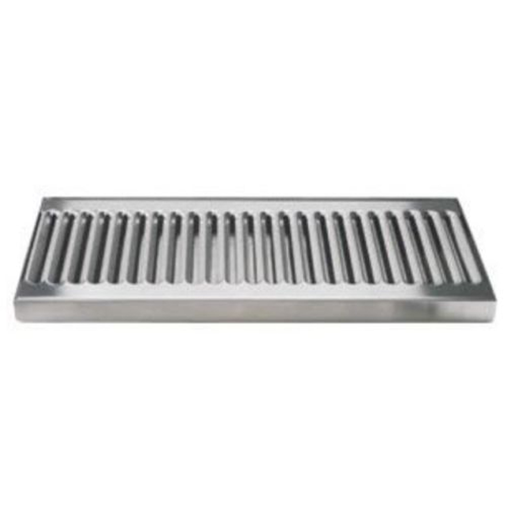 Surface Beer Drip Tray 12x5 No Drain