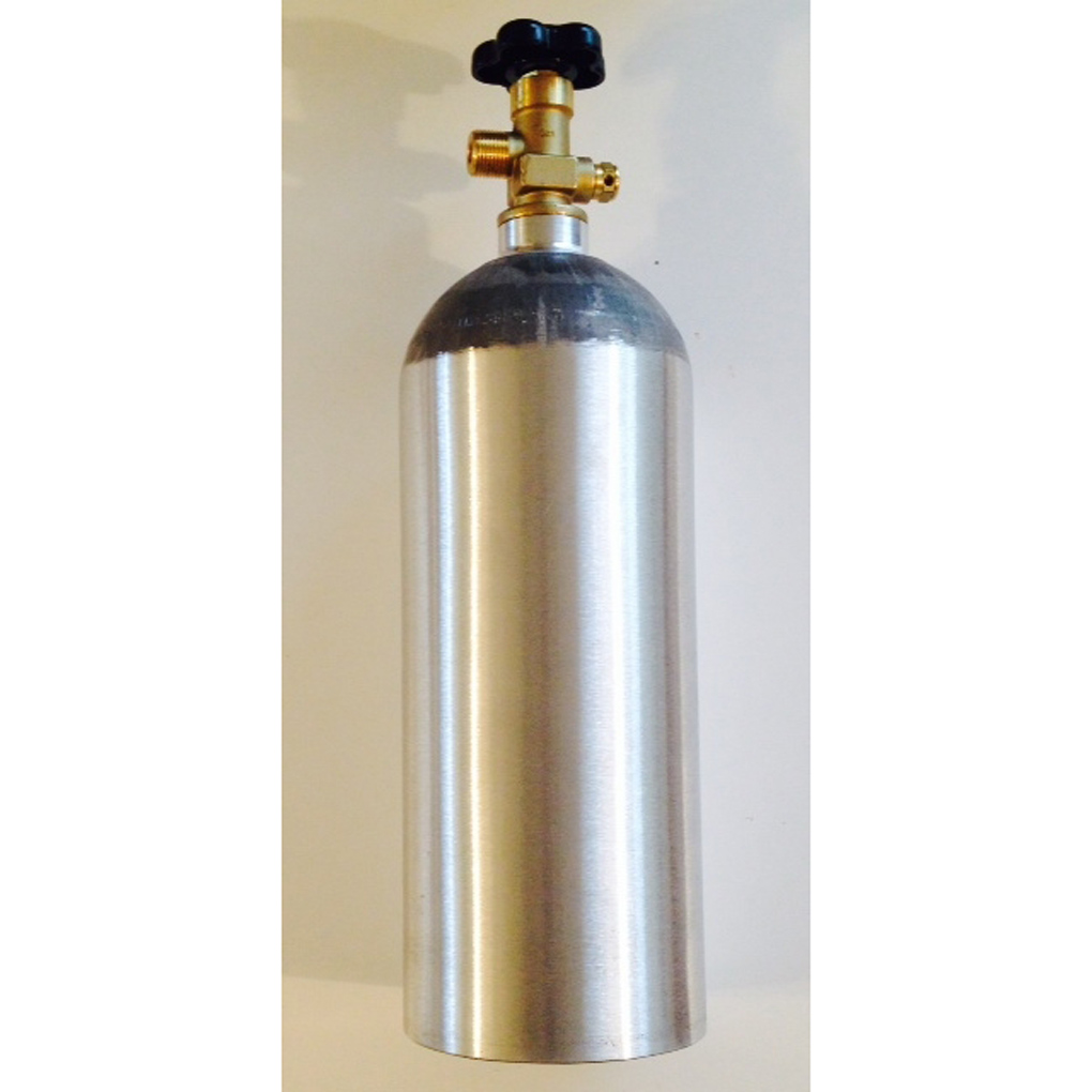 Beer Draft Tank Co2 5lb Gas Kegerator