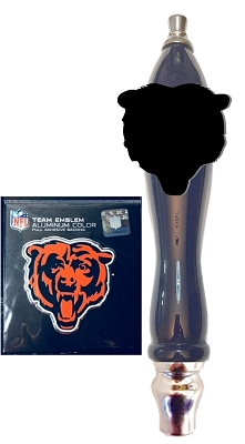 Chicago Bears Beer Tap Handle Kit
