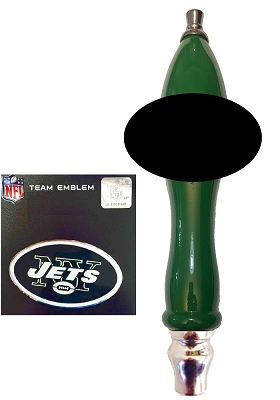 Jets Football Beer Tap Handle Kit