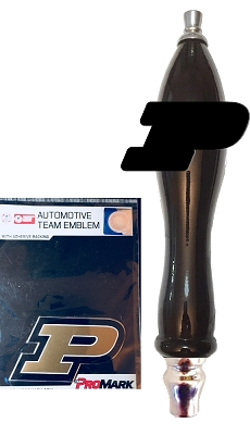 Purdue Beer Tap Handle Kit