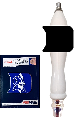 Duke  Beer Tap Handle Kit