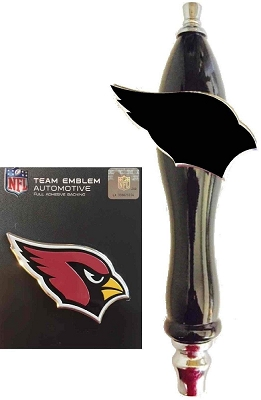 Arizona Cardinals Beer Tap Handle Kit